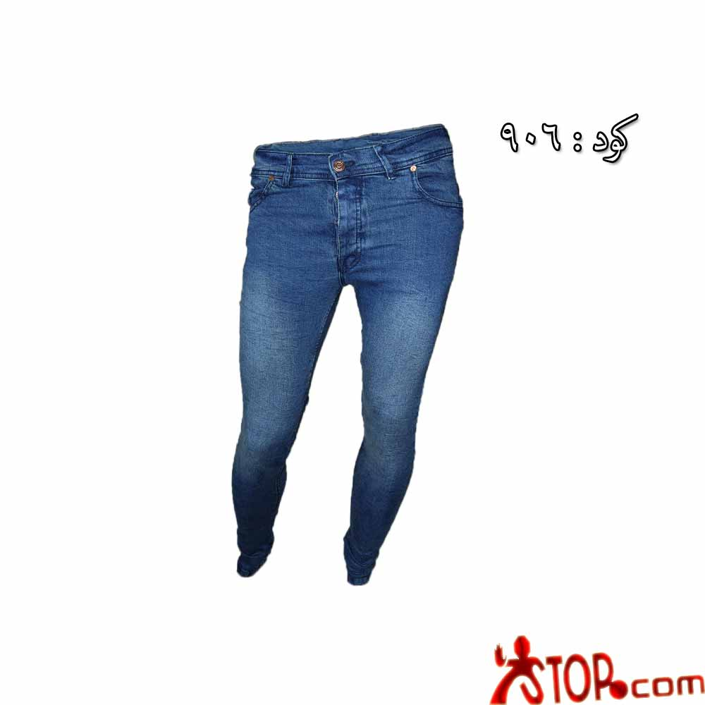 TrousersJeans-bluegreen906